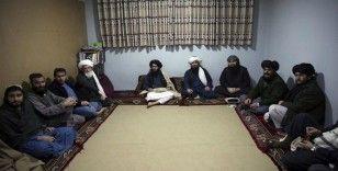 Taliban heyeti 18 yıl aradan sonra ilk kez Kabil'de