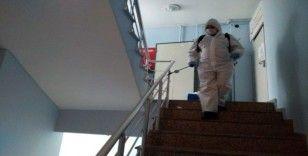 Bayrampaşa'da Korona virüs ile mücadele aralıksız sürüyor
