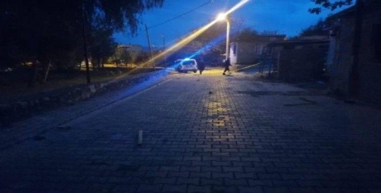 Kozan'da silahlı kavga: 2 yaralı