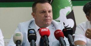 Denizlispor Başkanı Ali Çetin: 'Kulüplerin borçları ertelenmeli'