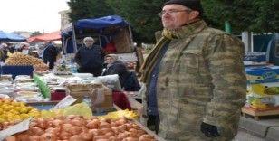 Altınova'da semt pazarı geçici olarak kapatıldı