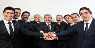 """Sanko ailesinden """"Biz bize yeteriz Türkiyem"""" kampanyasına destek"""