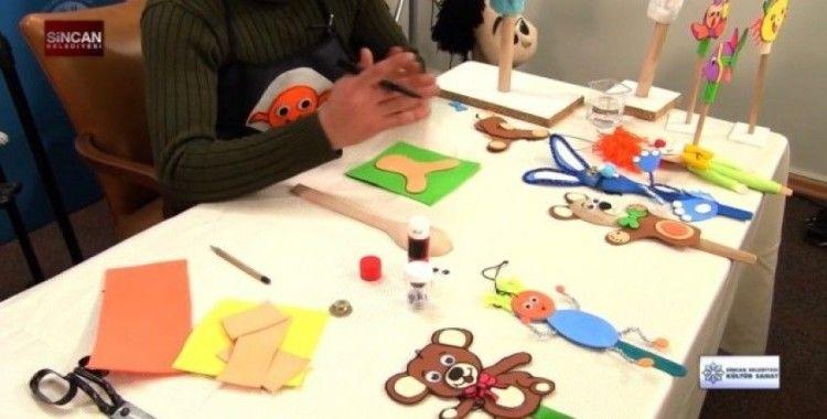 Sincan Belediyesinden vatandaşlara dijital ortamda kültür-sanat etkinlikleri