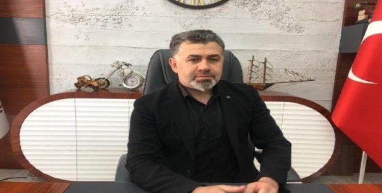 """Sedat Kılınç: """"Bu zor günlerde ülkemize yardımcı olmak bizim görevimizdir"""""""