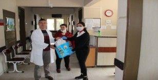 Başkan Uzundemir'den sağlık çalışanlarına teşekkür