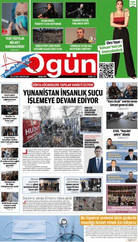 OGÜN Gazetesi Sayı:240