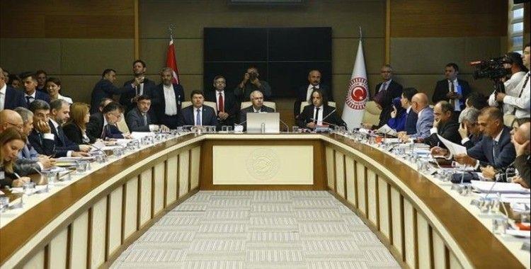 Adalet Komisyonu infaz düzenlemesi için cuma günü toplanacak