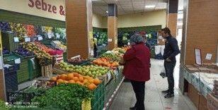 Devrek'te meyve ve sebze fiyatları düşmeye başladı