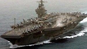ABD'nin karantinadaki uçak gemisinde salgın yayılıyor