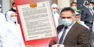 Başkan Uçar'dan vatandaşa mektuplu korona önerisi