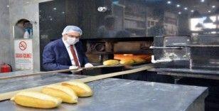 Yıldırım Belediyesi'nden her gün sıcak ekmek