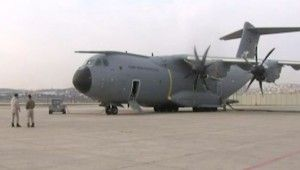 İspanya ve İtalya'ya tıbbi yardım taşıyan uçak Ankara'dan havalandı