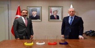 Gaziantep Ticaret Borsası 20 bin adet yüz siperliği üretecek
