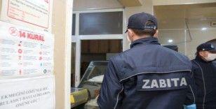 Akçakoca'da Zabıta ekipleri fırınları denetledi