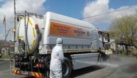 Malatya'da 2 ilçe daha dezenfekte edildi