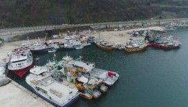 Balıkçılar erken 'paydos' dedi