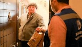 Sincan Belediyesinden 65 yaş üstü vatandaşlara 30 bin hijyen paketi