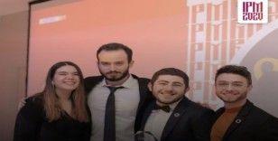 Global Liderlik Ödülü 4'üncü kez Türkiye'nin