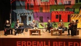 Erdemli Belediyesinden online konser