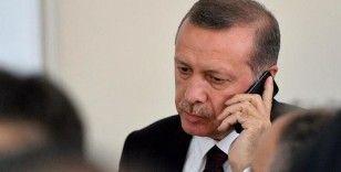 Cumhurbaşkanı Erdoğan, Prof. Dr. Taşcıoğlu'nun eşini arayarak başsağlığı diledi