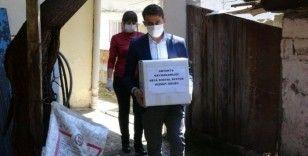 Hatay'da Vefa Sosyal Destek Ekibi görev başında