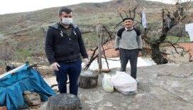 Arguvan'da yaşlılara psiko destek rehberlik hizmeti
