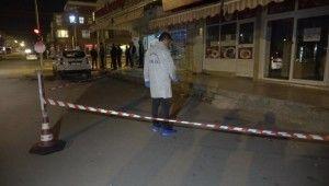 Antalya'da bıçaklı kavga