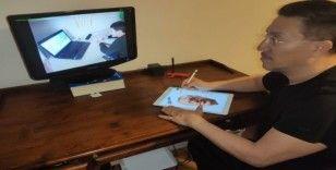 (Özel) Dijital ortamda karikatür eğitimi