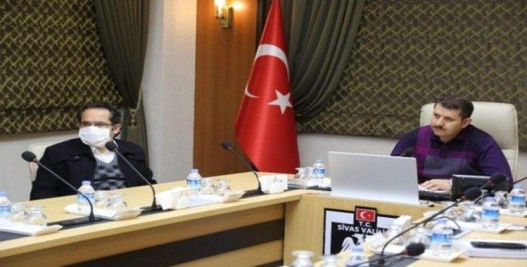 Sivas'ta Sosyal Destekler Evde Ödenecek