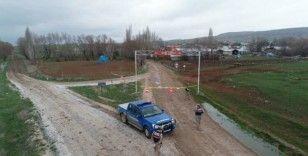 Sivas'ta Korona sessizliği