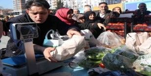 Tüketici fiyatlarının en fazla arttığı bölge (TRA1) Erzurum, Erzincan, Bayburt oldu