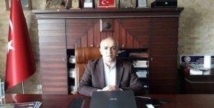 Başkan Ensari'den '3 Nisan' mesajı