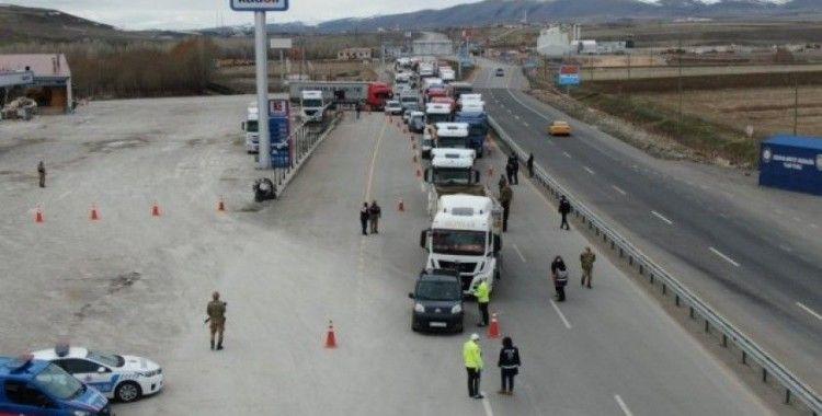 Erzurum'da korona virüsü tedbirleri