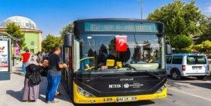 Malatya'da toplu taşıma güzergahlarında değişiklik yapıldı