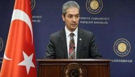 Dışişleri Bakanlığı Sözcüsü Hami Aksoy'dan referandum açıklaması