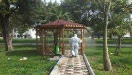 Hatay Büyükşehir Belediyesi Korona virüs önlemlerini arttırdı