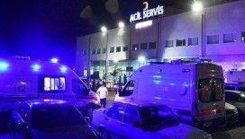Otomobilin çarptığını polis memuru hayatını kaybetti