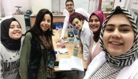 Üniversitesi Öğrencisinden korona virüs ile Mücadeleye gönüllü destek