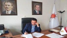 AK Parti Ürgüp İlçe Başkanı Kahraman, 65 yaş üstü vatandaşları yalnız bırakmıyor