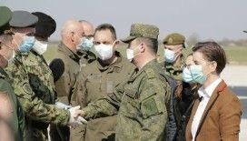 Rus askeri uzmanlar, koronavirüsle mücadelede Sırp doktorları eğitecek