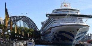 Avustralya'da korona salgınını yaydığı düşünülen gemiyle ilgili soruşturma başlatıldı