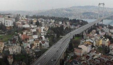 15 Temmuz Şehitler Köprüsü boş kaldı