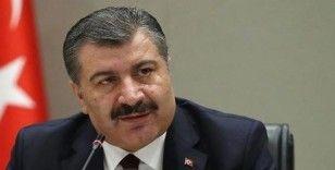 Sağlık Bakanı Fahrettin Koca Türkiye'deki son koronavirüs vakalarını açıkladı