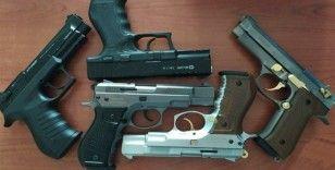 Keşan'da kurusıkı silah çalan 3 çocuk yakalandı