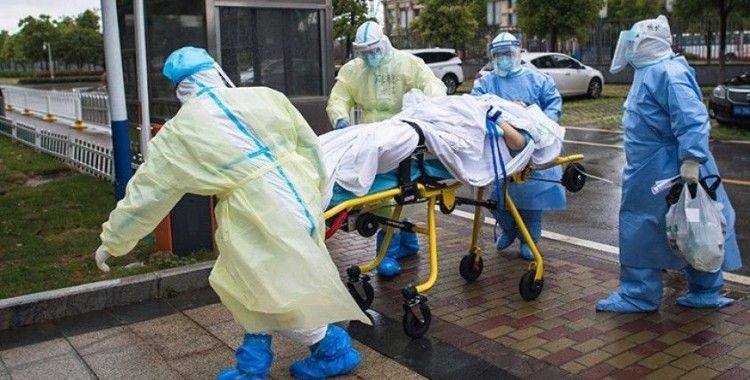 İngiltere'de korona virüsü salgınında ölü sayısı 5 bini aştı