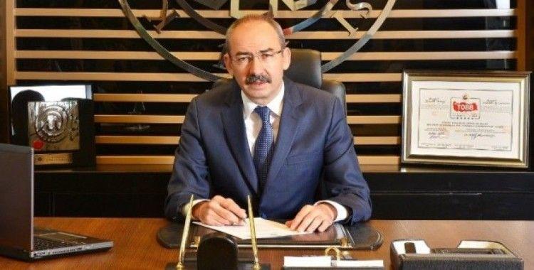 """Başkan Gülsoy: """"Berat gecesinde yenilenme ümidiyle tövbe edelim"""""""