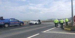 Uyarılar işe yaradı Zonguldak'a girişler azaldı