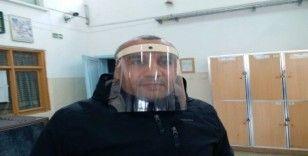 Okullar siperli maske üretmeye başladı