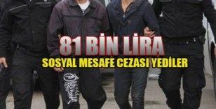Mardin'de iki grup kavga etti, 81 bin TL ceza yediler!