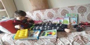 10 yaşındaki çocuğun acısını akranları paylaştı